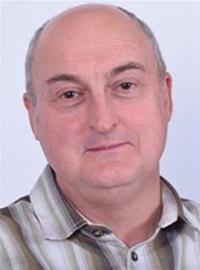 Councillor Mike Chaplin