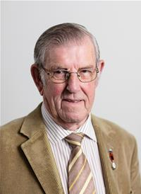 Councillor Harold Laws